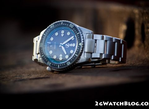 Zelos Mako Ocean Teal on bracelet – review