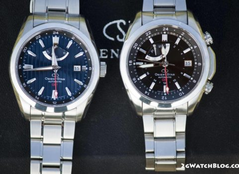Orient Star Seeker vs Orient Star WZ0071DJ comparison