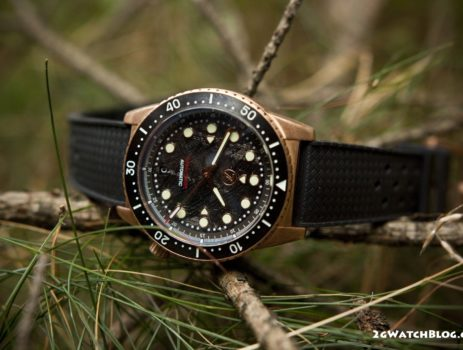 Zelos Mako Bronze Meteorite – review