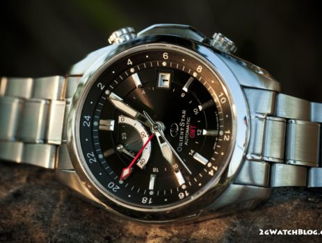 Orient Star Seeker GMT – review