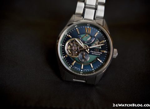 ORIENT STAR RE-DK0001L00B – review