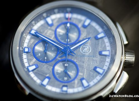 Zelos ZX-3 Chronograph – review