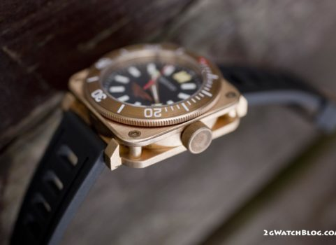 Aquatico Super Charger Dive Bronze – Review
