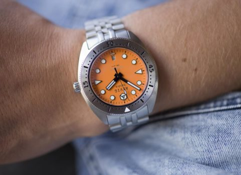 Aevig Hulda v2 Orange – review